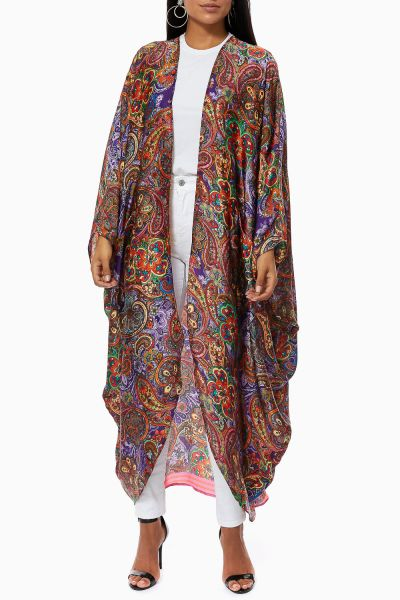 Ms Lure Croc-Effect Leather Bag