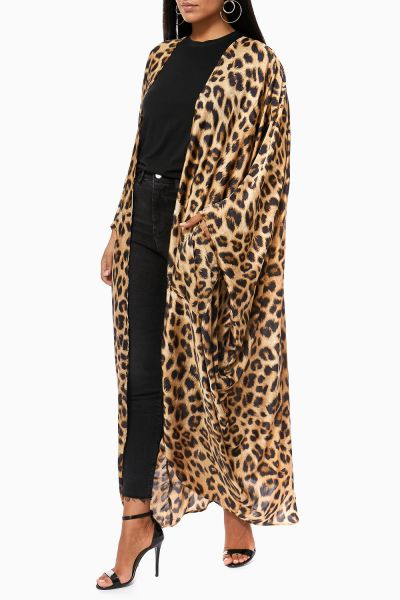 Ms Begin Over Python-Print Leather Bag