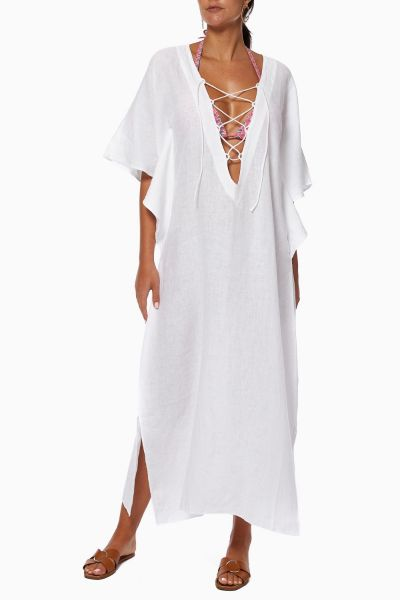 Angelina Tie-Front Tunic